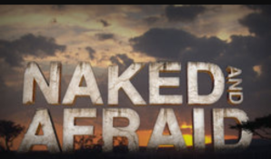 naked and afraid logo